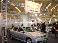 Box Truss Stand Chevrolet