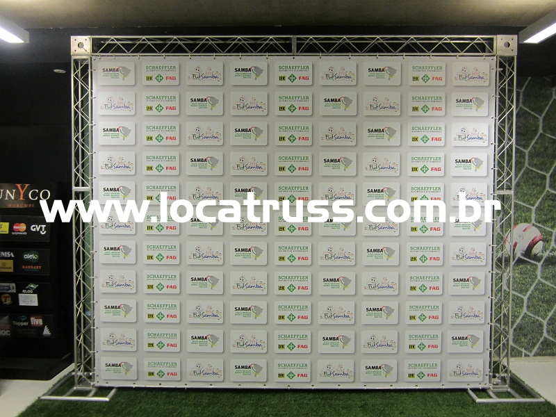 Backdrop Modular em Box Truss Q15